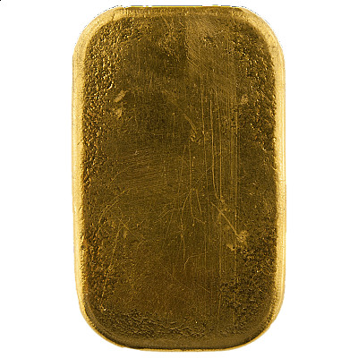 PAMP 10 Tola Cast Gold Bar