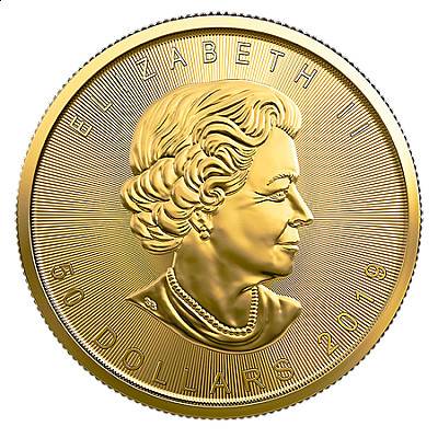 2019 1oz Maple Gold Coin